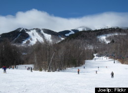 Whiteface Lake Placid boasts a 3,430-foot vertical drop.