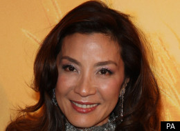 Michelle Yeoh stars as Aung San Suu Kyi in 'The Lady'