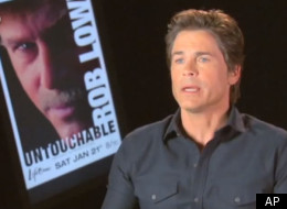 Rob Lowe discusses the challenges of playing murder suspect Drew Peterson in the upcoming Lifetime film