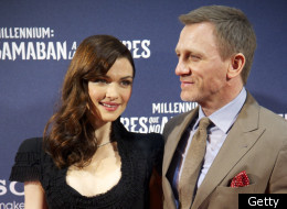 Daniel Craig and Rachel Weisz have made their red carpet debut in Madrid