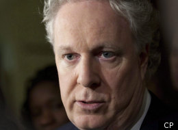 Contrary to popular belief, Quebec Premier Jean Charest is seriously considering a provincial election next year rather than this spring, a Liberal source told The Huffington Post. (Jacques Boissinot, CP)