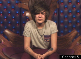 Frankie Cocozza got compared to Justin Bieber by the twins.
