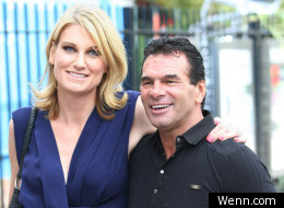 Sally Bercow and Paddy Doherty