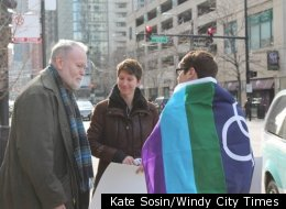 Kate Sosin/Windy City Times