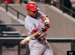Barry Larkin has been elected to the Baseball Hall Of Fame.