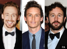 Tom Hiddleston, Eddie Redmayne, Chris O'Dowd are all in the running for a BAFTA Award this year