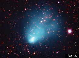 CREDIT: X-ray: NASA/CXC/Rutgers/J.Hughes et al, Optical: ESO/VLT/Pontificia Universidad. Catolica de Chile/L.Infante & SOAR (MSU/NOAO/UNC/CNPq-Brazil)/Rutgers/F.Menanteau, IR: NASA/JPL/Rutgers/F.Menanteau