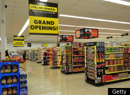 The opening of the North Arlington, New Jersey Dollar General in September 2009