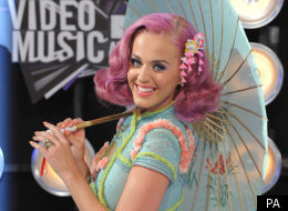 Katy Perry was a big winner at the People's Choice Awards