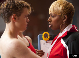 NeNe Leakes (Coach Roz) and Chord Overstreet (Sam) On Fox's