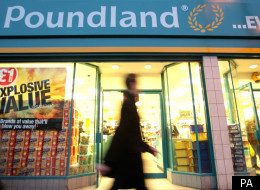 Poundland are in the middle of a work-experience war