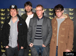 Blur will perform at The Brits