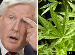 Bob Rae has admitted he smoked marijuana ahead of the Liberal policy convention this weekend where the party willdebate a resolution to decriminalize the drug.