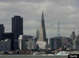 San Francisco's Financial District.