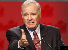The Conservative government is wrongheaded if it thinks general broad-based cuts will fix Canada's economic woes, former Liberal prime minister Paul Martin says.