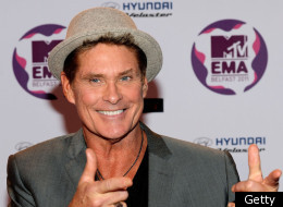 David Hasselhoff: 'Failure Usually Works For Me'