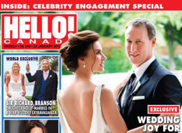 Peter MacKay and his new wife Nazanin Afshin-Jam have sold their wedding photos to Hello Canada magazine . In exchange, the publication is donating $5,000 to Afshin-Jam's charity, Stop Child Executions.