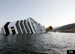 Authorities in the city of Grosseto confirmed Francisco Schettino has been detained for alleged manslaughter.