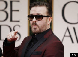 The Golden Globe awards are a time for Hollywood to shine, but the Twitterati are the real stars of the show -- and with Ricky Gervais hosting the festivities, we're sure they'll have plenty of material.