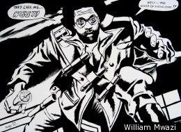 William Mwazi