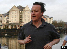 David Cameron Is Often Seen Jogging And Also Enjoys A Game Of Tennis