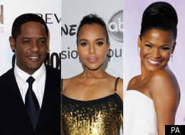 Blair Underwood,  Kerry Washington and Nia Long are on Aretha Franklin's wish list