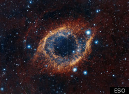 The Helix Nebula As Its Never Been Seen