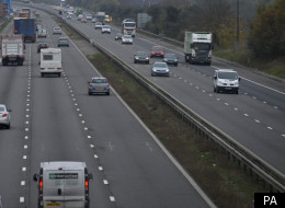 A stretch of the M5 motorway has been closed