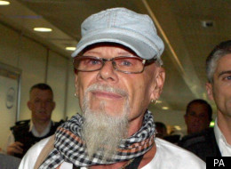 Is Gary Glitter really on Twitter?