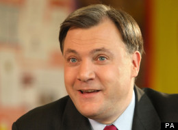 Ed Balls Was Critical Of Union Bosses And Of Previous Claims Made By Labour On Boom And Bust