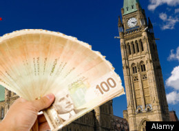 The 10 most expensive estimated lifetime pensions for current MPs are all over $3 million, according to numbers from the Canadian Taxpayers Federation. (Alamy)