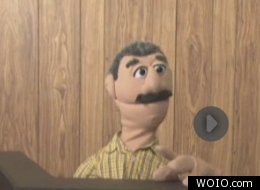 After Cleveland TV station WOIO was barred from using cameras during a high-profile corruption trial, is covering the highlights with a nightly puppet show.