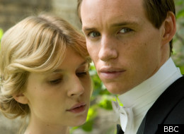 Clemence Poesy and Eddie Redmayne star in 'Birdsong'