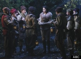 Snow White and the Seven Dwarves of ABC's