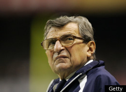FILE: Ex-Penn State football coach in his serious condition according to a family spokesperson.