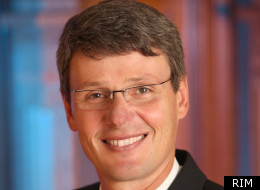 New RIM CEO Thorsten Heins has decades of experience at Siemens.
