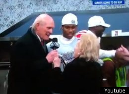 Ann Mara scolded Terry Bradshaw live on air following the Giants victory.