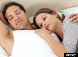 Researchers say that falling asleep first after sex could make your partner want to bond with you more.