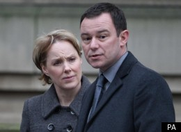 Andrew Lancel enjoyed his time in the dock in Coronation Street