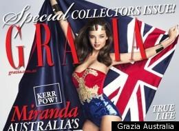 Grazia Australia