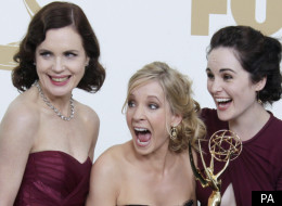 Downton Abbey cast members Elizabeth McGovern, Joanne Froggatt and Michelle Dockery will take on Doctor Who
