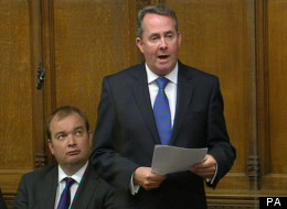 Liam Fox's Comments On Iran Come In The Wake Of Rising Tensions In The Strait Of Hormuz