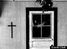Everitt Clark's 'White Door' is part of Clark's upcoming show at Artisphere