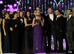 'Coronation Street' triumphed at the National Television Awards, taking home two awards, one more than 'EastEnders'
