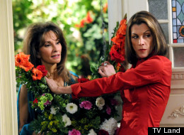Susan Lucci And Wendie Malick,