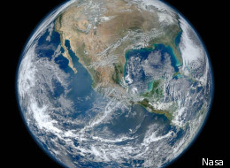 The Blue Marble: New Photo Of Earth
