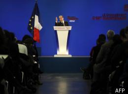 François Hollande le 26 janvier à Paris