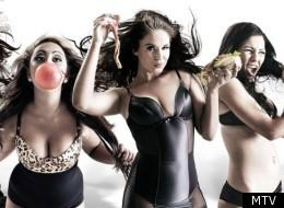 The Geordie Shore girls prepare for series 2
