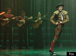 Matthew Morrison performs as Will in
