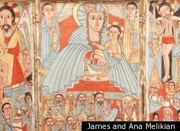 James and Ana Melikian